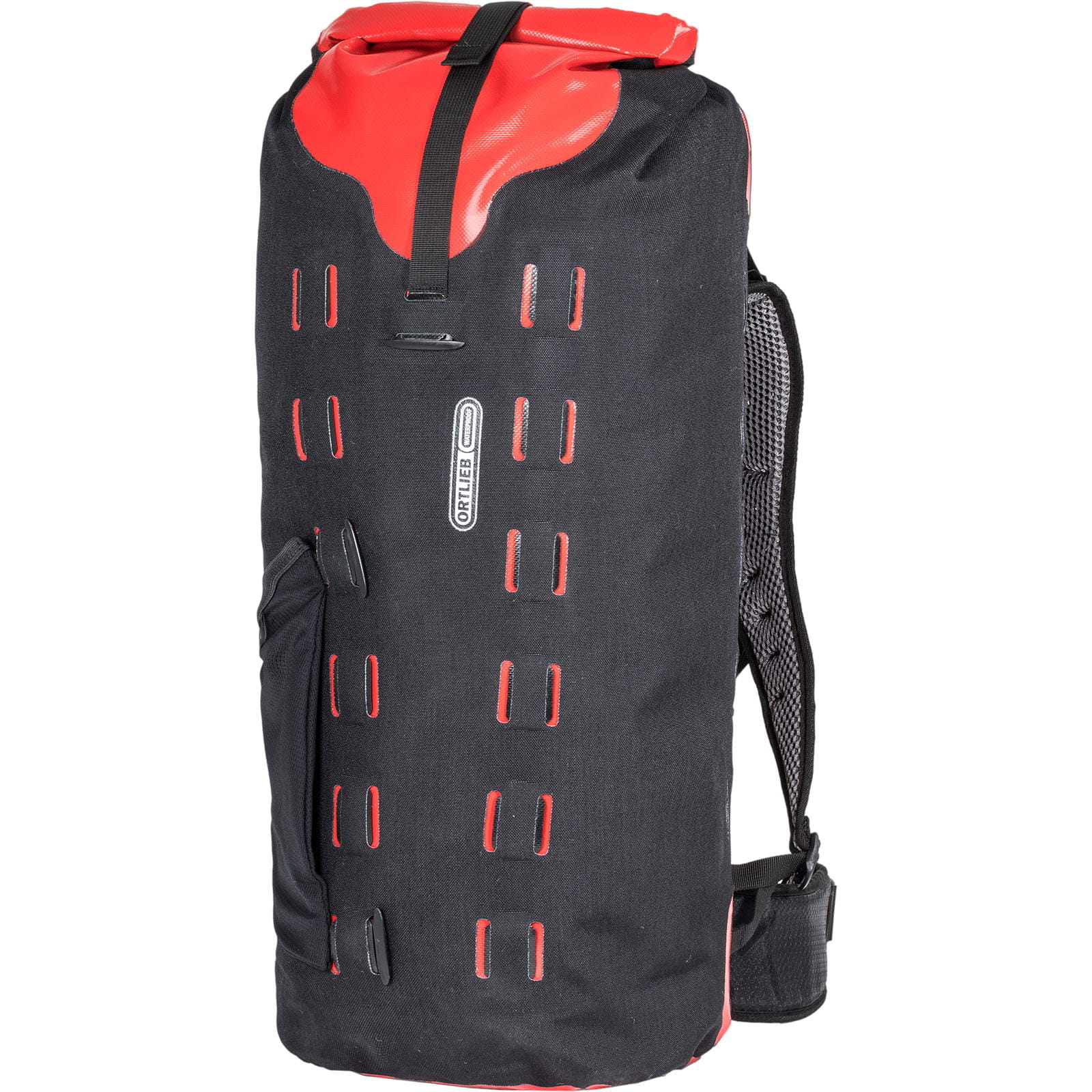 Ortlieb Gear-Pack 32 - Rucksack-Packsack-Kombination black-red - Bild 3