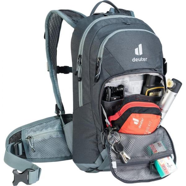 deuter Attack 8 JR  - Protektor-Rucksack für Kinder graphite-shale - Bild 18