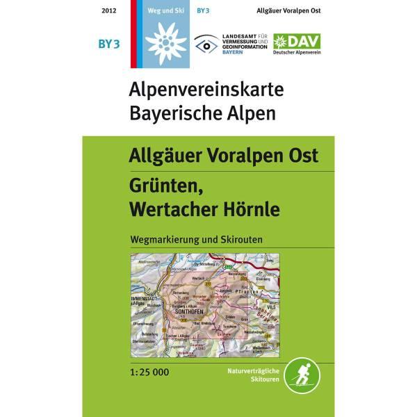 DAV BY03 Allgäuer Voralpen Ost - Bild 1