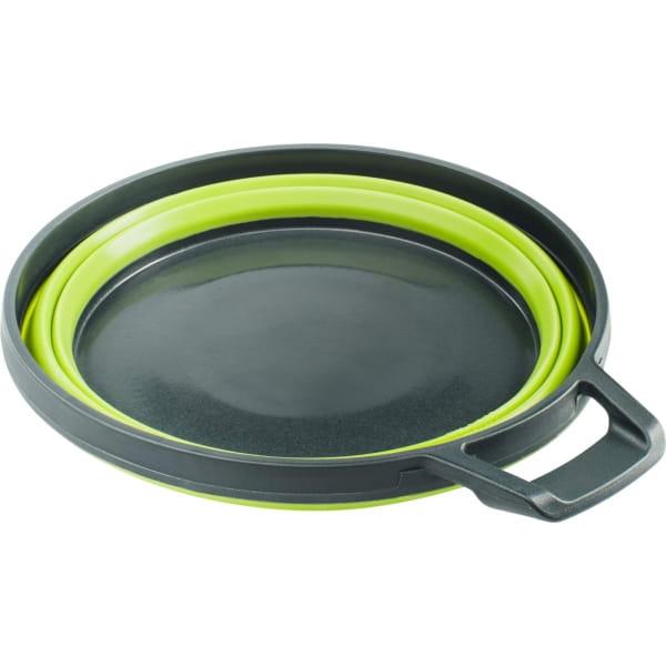 GSI Escape Bowl + Lid - Falt-Schüssel mit Decke green - Bild 13