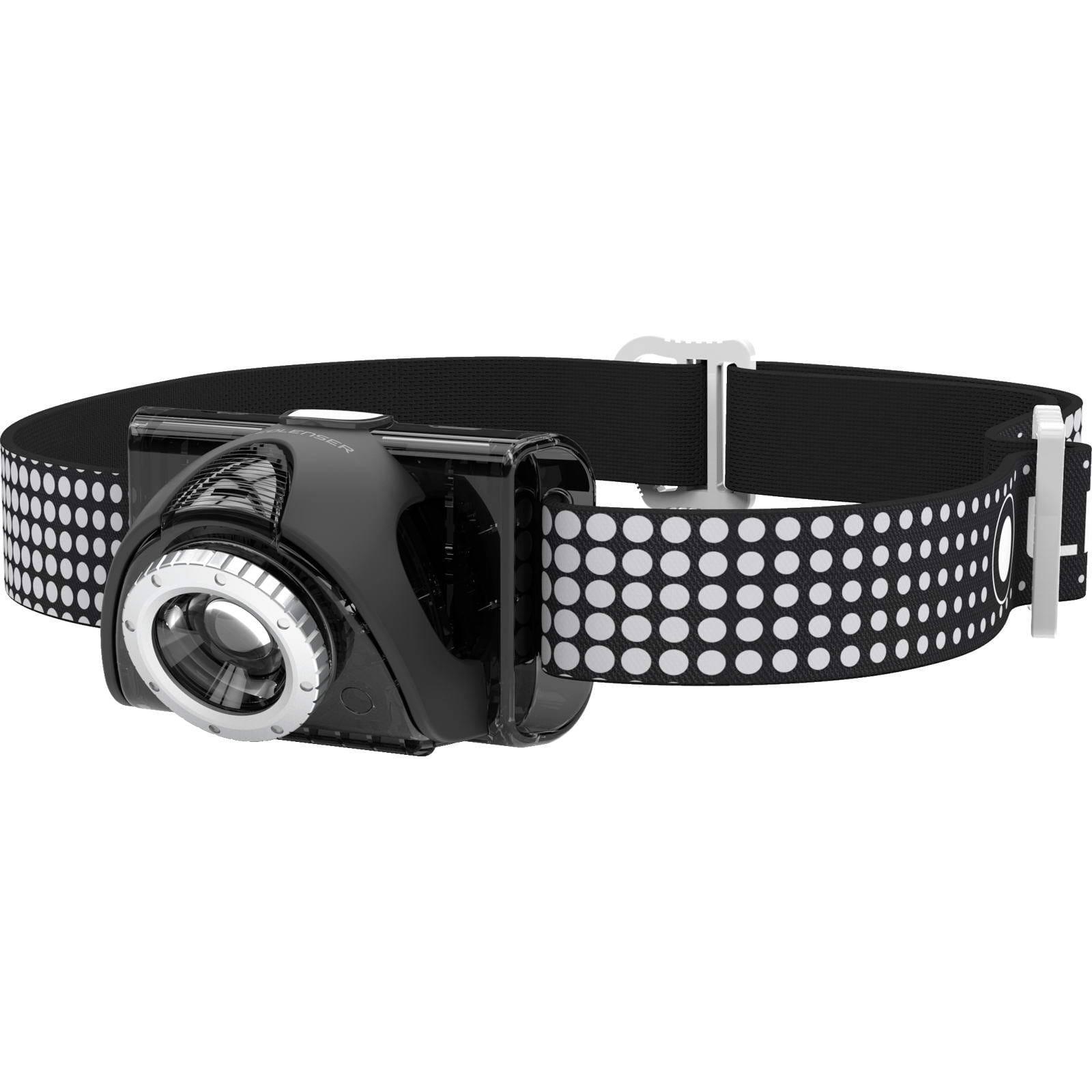 Ledlenser SEO 7R - aufladbare Stirnlampe schwarz - Bild 3