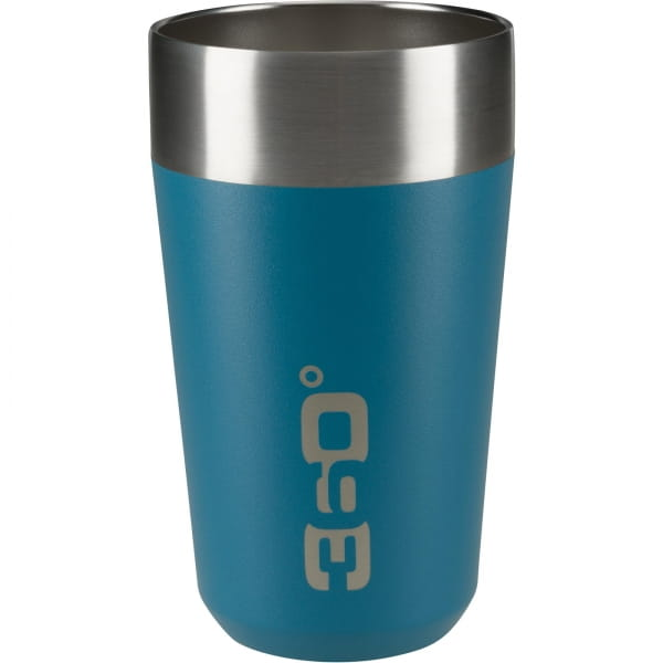 360 degrees Vacuum Insulated Stainless Travel Mug Large - Thermobecher denim - Bild 9