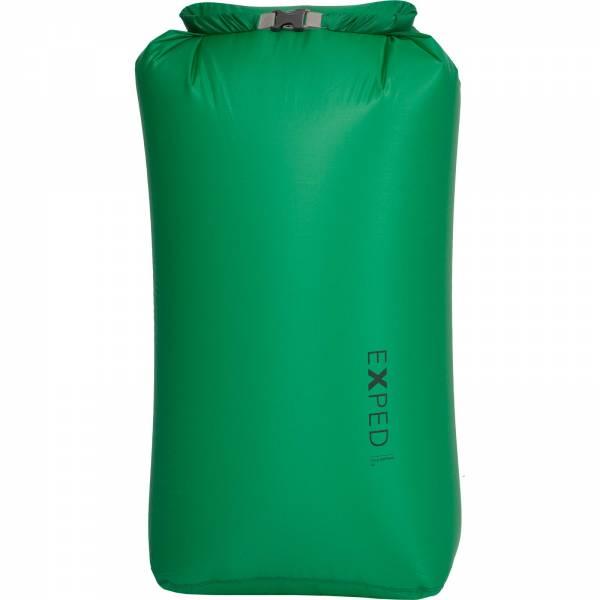 EXPED Fold Drybag UL - Packsack emerald green - Bild 11