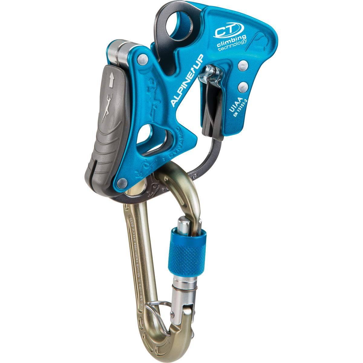 Climbing Technology Alpine-Up Kit - Sicherungsset blue