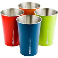 GSI Glacier Stainless Pint Set - Becherset