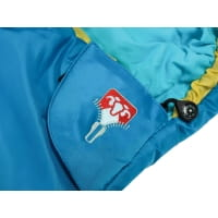 Vorschau: Grüezi Bag Kids Grow Colorful - Schlafsack für Kinder water - Bild 14