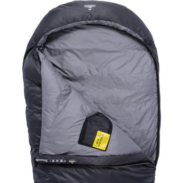 NOMAD Taurus 500 - Schlafsack dark grey - Bild 5