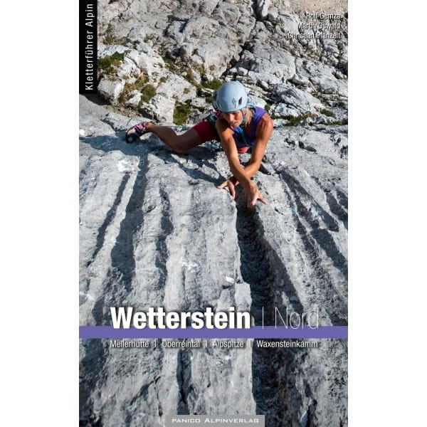 Panico Verlag Wetterstein Nord - Kletterführer Alpin - Bild 1