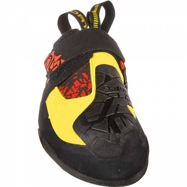 La Sportiva Skwama - Kletterschuhe black-yellow - Bild 6