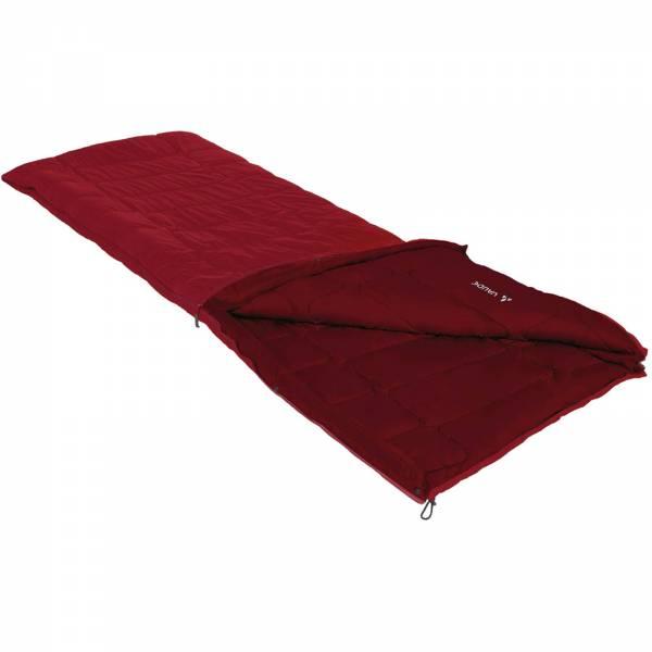 VAUDE Navajo 100 Syn - Decken-Schlafsack dark indian red - Bild 2