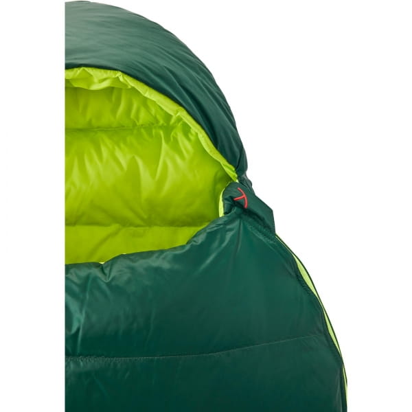 Y by Nordisk  Tension Junior - Kinderschlafsack scarab-lime - Bild 10