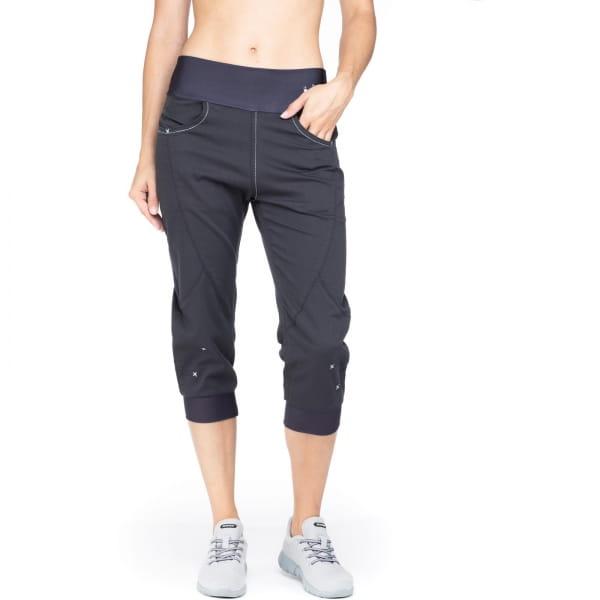 Chillaz Women's Fuji 3/4 Pants - Kletterhose black - Bild 9