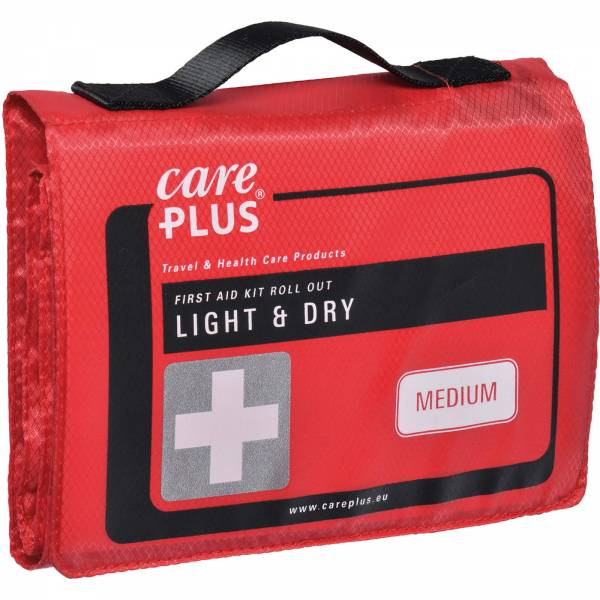 Care Plus First Aid Kit Roll Out Medium - Erste-Hilfe Set - Bild 1
