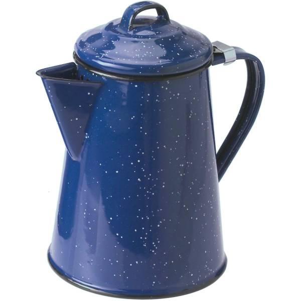 GSI Coffee Pot 8 Cup - Enamel Kanne - Bild 1