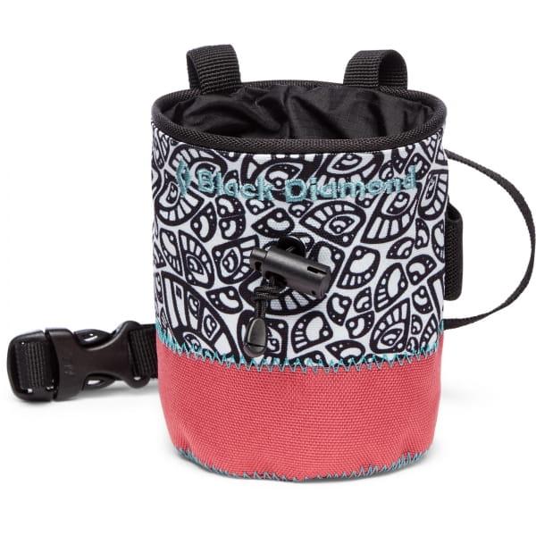 Black Diamond Mojo Kids - Chalk Bag wild rose - Bild 1
