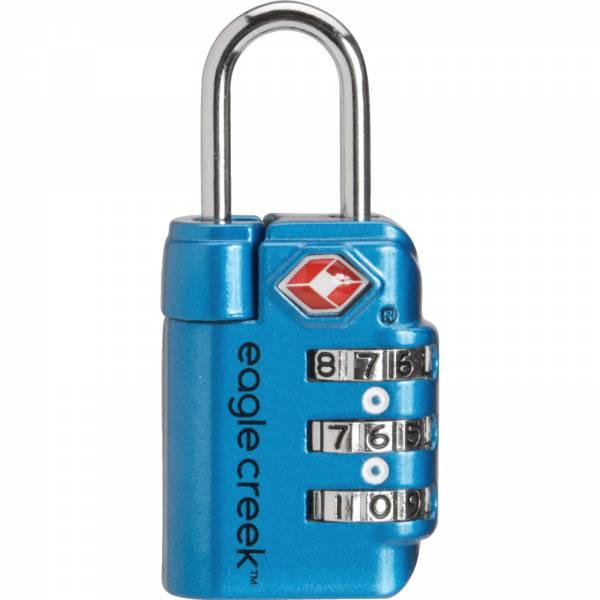 Eagle Creek Travel Safe TSA Lock - Zahlen-Schloss brilliant blue - Bild 1