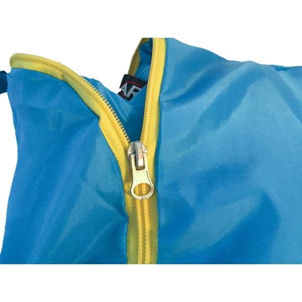 Grüezi Bag Kids Grow Colorful - Schlafsack für Kinder water - Bild 15