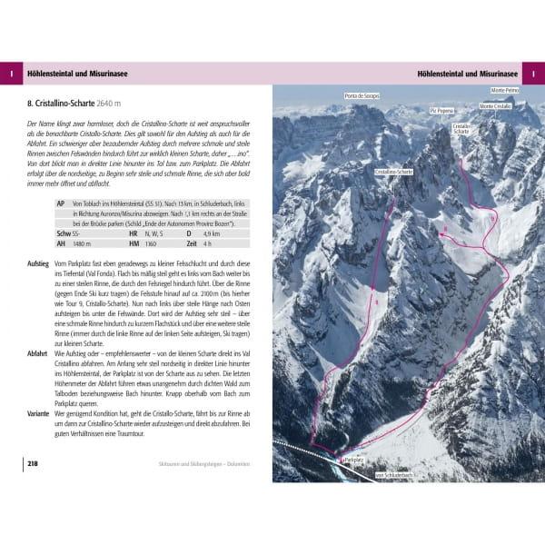 Panico Verlag Südtirol Band 1 - Skitourenführer - Bild 7
