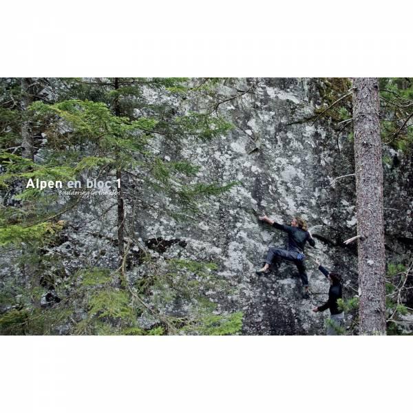 Panico Verlag Alpen en bloc - Band 1 - Boulderführer - Bild 2