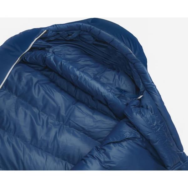 Grüezi Bag Biopod DownWool Ice - Daunen- & Wollschlafsack night blue - Bild 21
