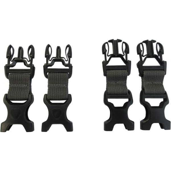 Ortlieb Kupplungsset Rack-Pack mit Urban-Back-Roller - Bild 1