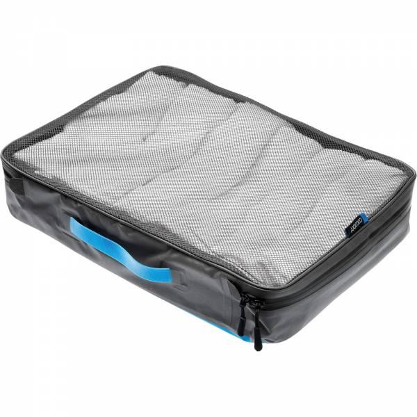 COCOON Packing Cube with Open Net Top XL - Packtasche grey-blue - Bild 4