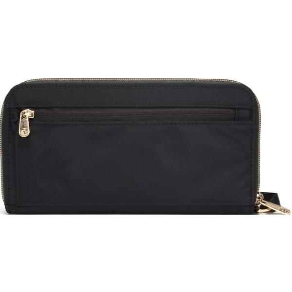pacsafe RFIDsafe Women's Continental Wallet - Geldbörse black - Bild 2