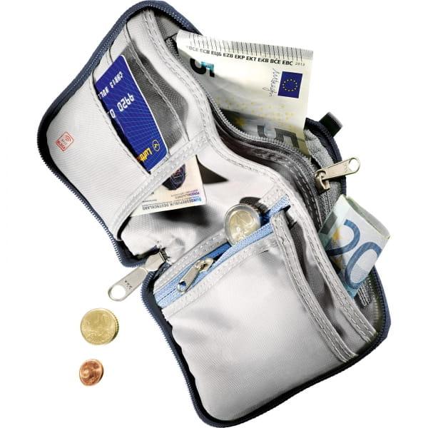 deuter Zip Wallet RFID Block - Geldbörse bay - Bild 4