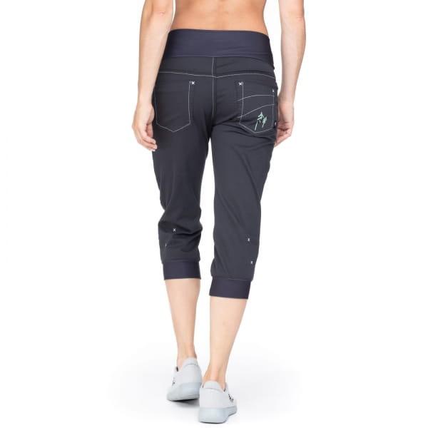 Chillaz Women's Fuji 3/4 Pants - Kletterhose black - Bild 11