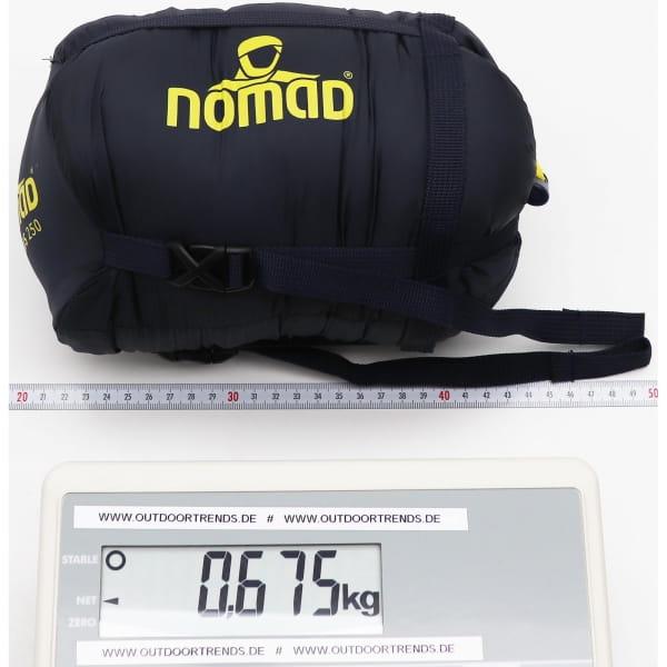 NOMAD Taurus 250 - Schlafsack - Bild 8