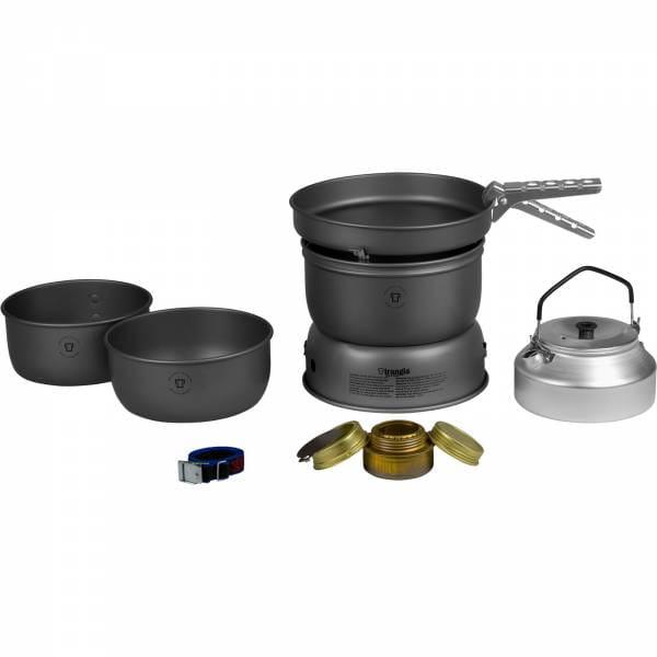 Trangia Sturmkocher Set groß - 25-2 HA - Spiritus - mit Wasserkessel - Bild 1