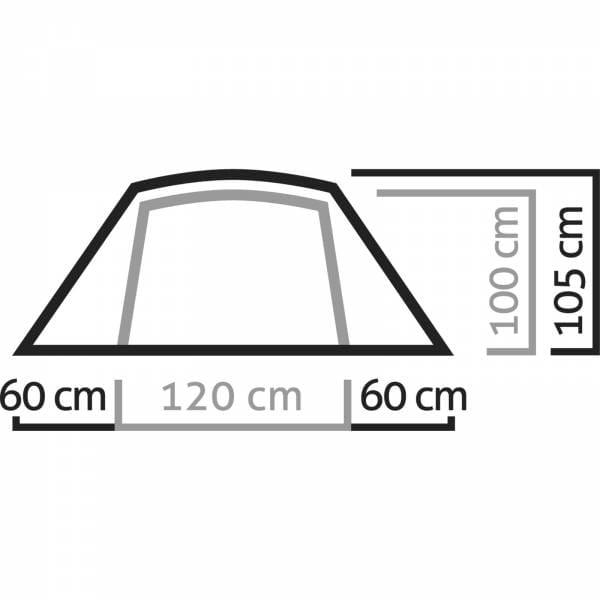 Salewa Denali II - Kuppelzelt - Bild 4