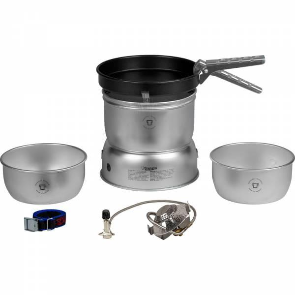 Trangia Sturmkocher Set klein - 27-3 UL - Gas - ohne Wasserkessel - Bild 1