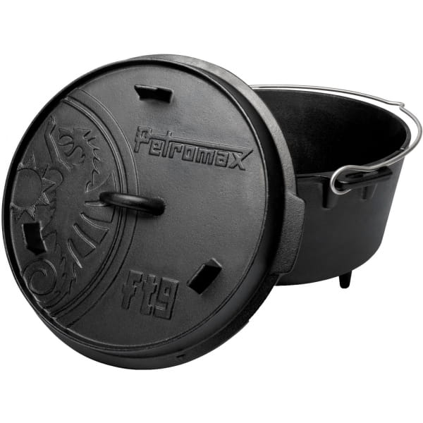Petromax Feuertopf ft9 mit Füßen - Dutch Oven - Bild 1