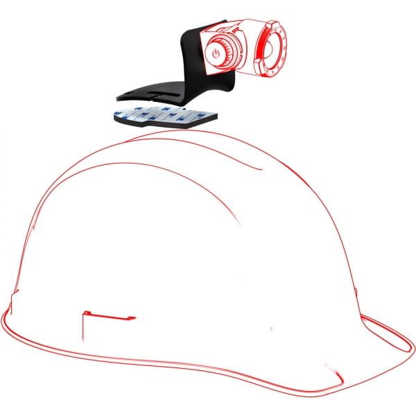 Ledlenser Helmet Connecting Kit Type H - Helmhalterung - Bild 9