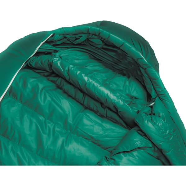 Grüezi Bag Biopod DownWool Subzero - Daunen- & Wollschlafsack pine green - Bild 6