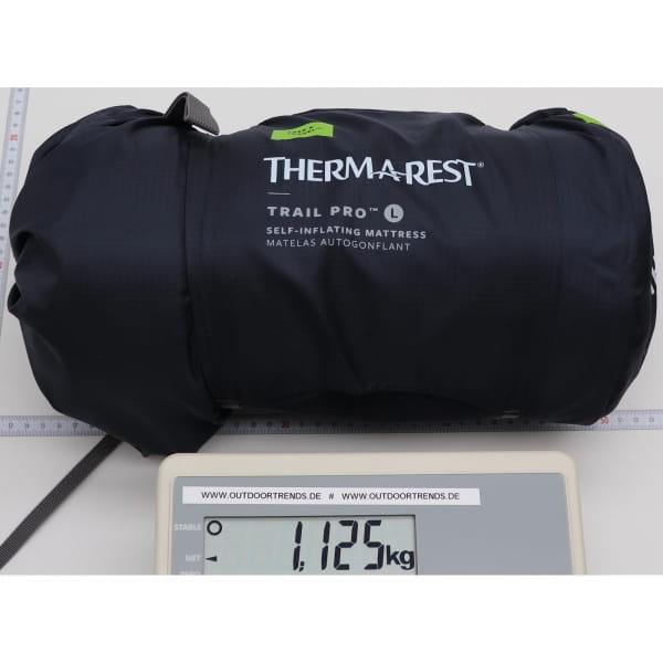 Therm-a-Rest Trail Pro - Isomatte pine - Bild 5
