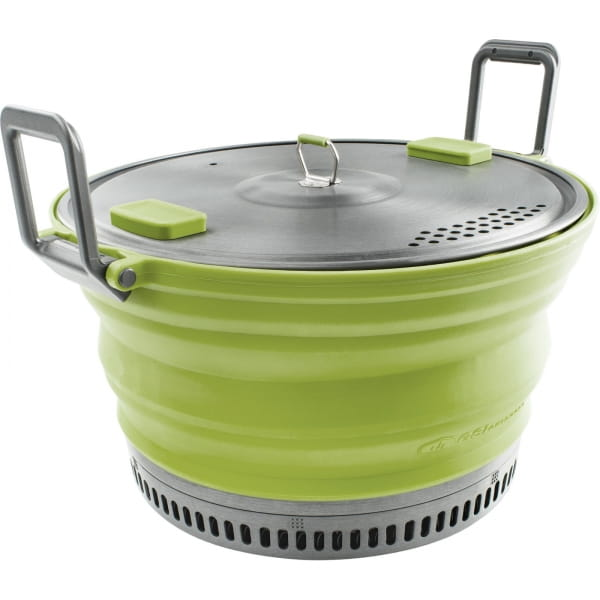 GSI Escape 3 L Pot - faltbarer Kochtopf green - Bild 1