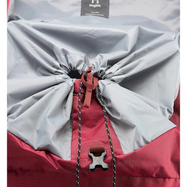 Haglöfs Ströva 65 - Trekkingrucksack brick red-light maroon red - Bild 9