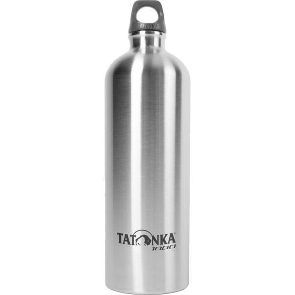 Tatonka Stainless Steel Bottle 1 Liter - Trinkflasche - Bild 1