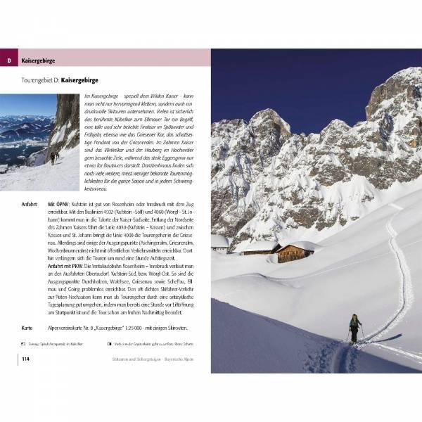 Panico Verlag Bayerischen Alpen - Skitourenführer - Bild 6