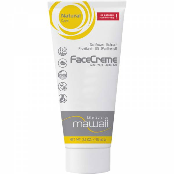 mawaii FaceCreme Gel - Pflegegel - Bild 1