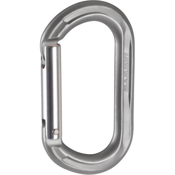 Mammut Wall Micro Oval - Straight Gate Karabiner - Bild 1