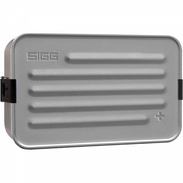 Sigg Food Box Plus L - Metal Proviantdose alu - Bild 3