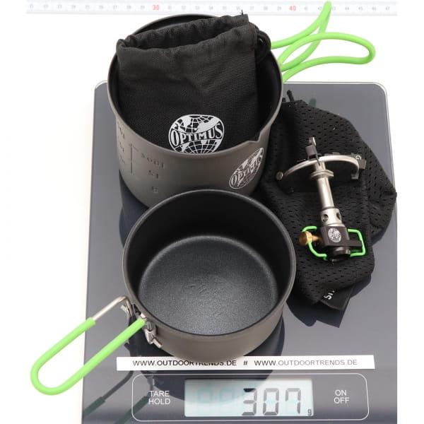 OPTIMUS Crux Lite Solo Cook System - Kochset - Bild 4
