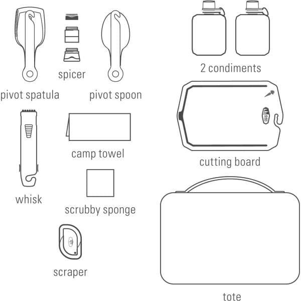 GSI Gourmet Kitchen Set 11 - Bild 2