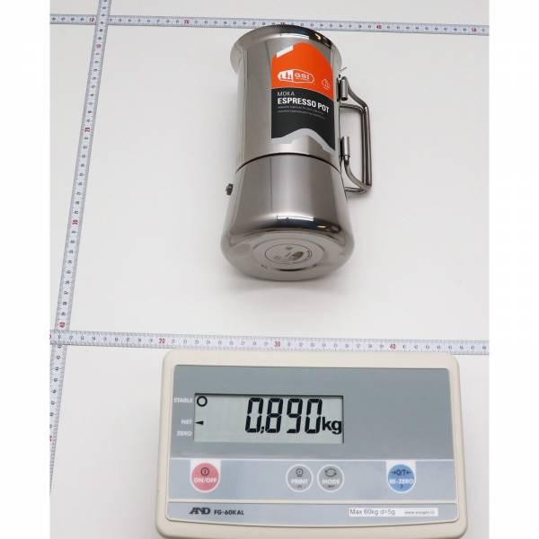 GSI Moka Espresso Pot - Espressokocher - Bild 2