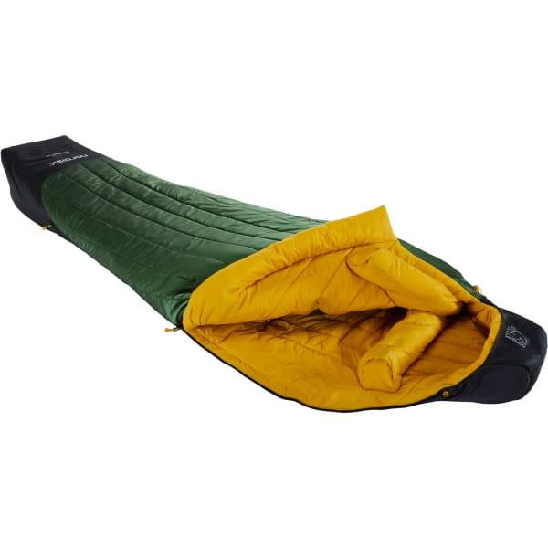 Nordisk Gormsson -10° Mummy - Winterschlafsack artichoke green-mustard yellow-black - Bild 1