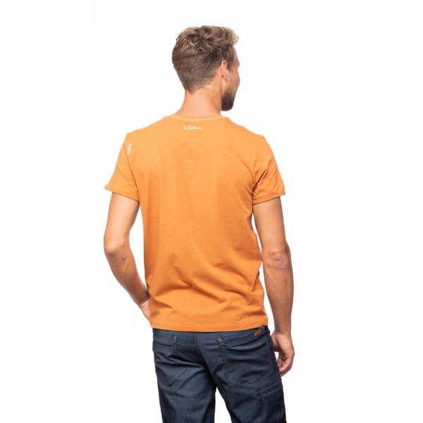 Chillaz Men's Cow - T-Shirt rust - Bild 4