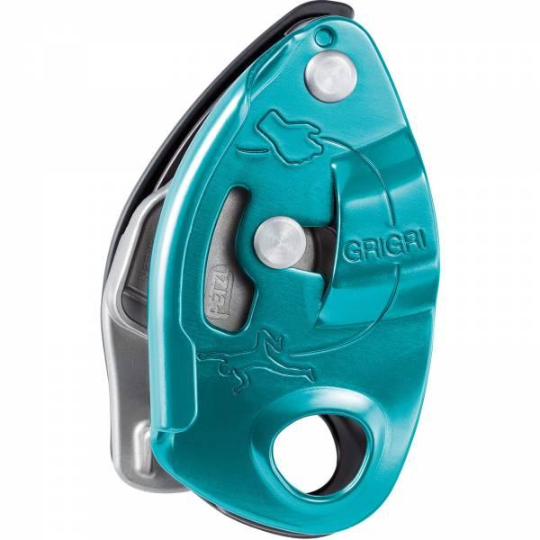 Petzl Grigri 3 - Sicherungsgerät blau - Bild 2